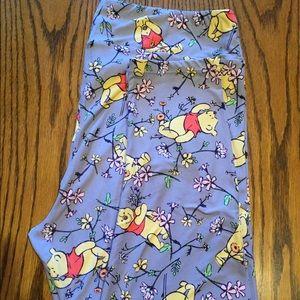 Disney collection LulaRoe leggings